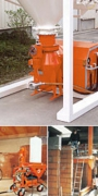 Transportorul pneumatic PFT SILOJET