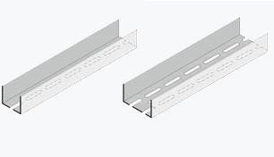 Profile de rigidizare UA