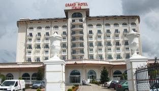 Grand Hotel Italia Cluj-Napoca finisaje interioare