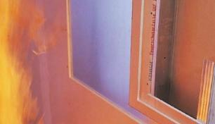Placi de gips-carton rezistente la foc - tip F